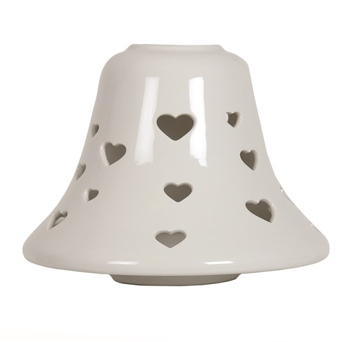 Heart Jar Lamp Shade 16cm