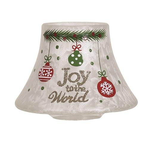 Joy Candle Jar Lamp Shade