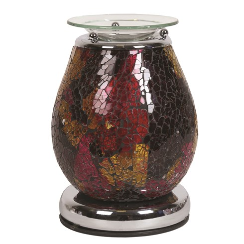 Touch Electric Wax Melt Burner - Neptune Mosaic