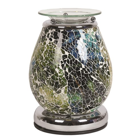 Touch Electric Wax Melt Burner - Ceres Mosaic