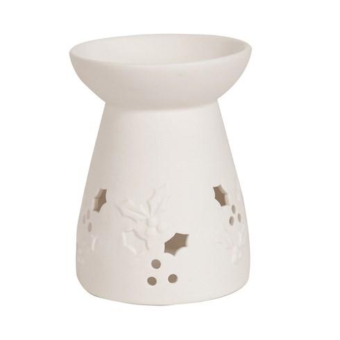 Ceramic Wax Melt Burner - Holly