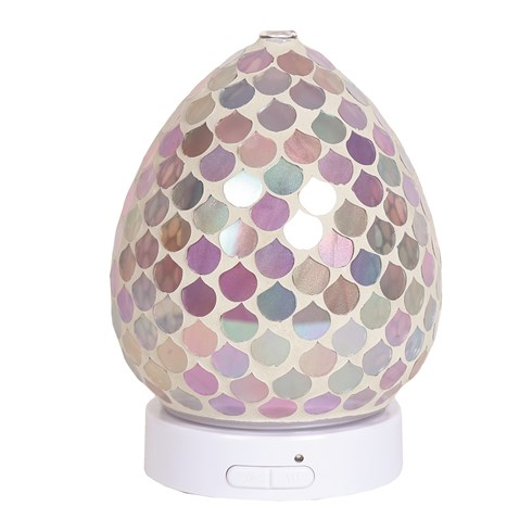 LED Ultrasonic Diffuser - Pink Droplet