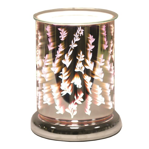 Cylinder 3D Electric Wax Melt Burner - Hanging Branch