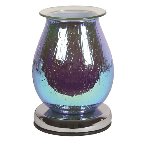 Waterdrop Electric Wax Melt Burner - Blue