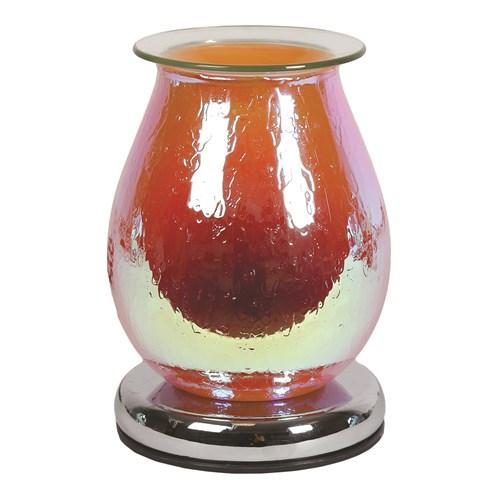 Waterdrop Electric Wax Melt Burner - Orange