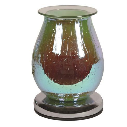 Waterdrop Electric Wax Melt Burner - Green