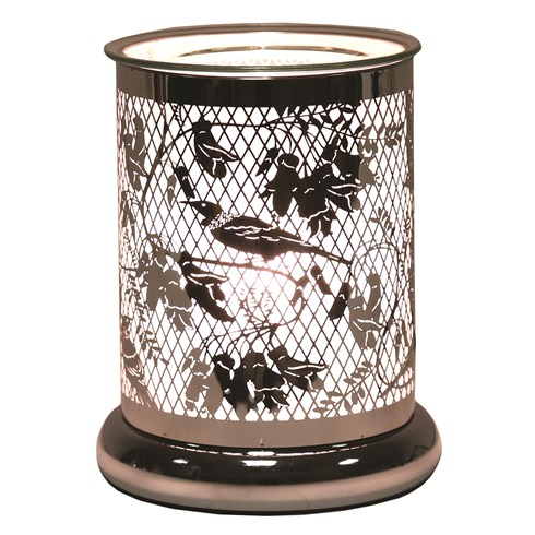 Silhouette Electric Wax Melt Burner - Bird Paradise