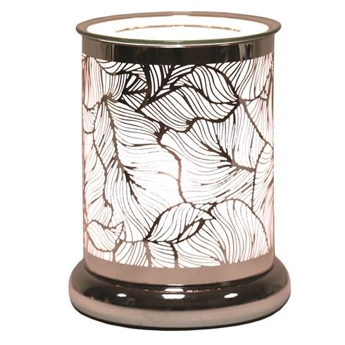 Silhouette Electric Wax Melt Burner - Leaves