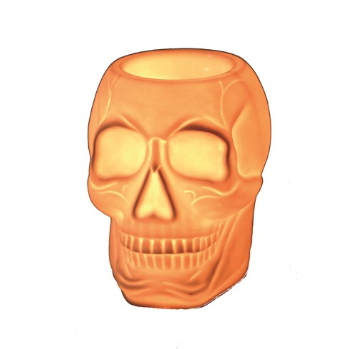 Electric Wax Melt Burner - Skull