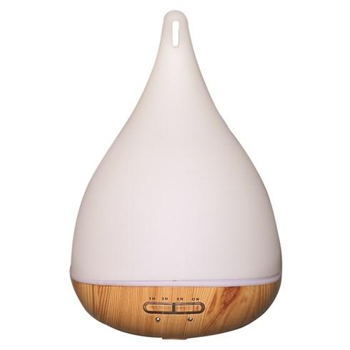 LED Ultrasonic Diffuser - Wood Effect
