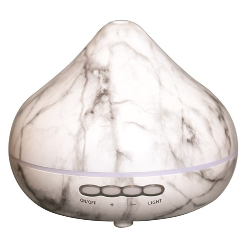 LED Ultrasonic Diffuser - Marble Effect