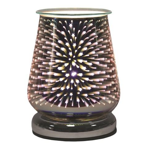 Urn 3D Electric Wax Melt Burner  - Shooting Star