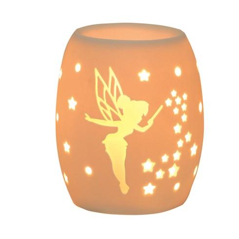 Electric Wax Burner – Ceramic Fairy