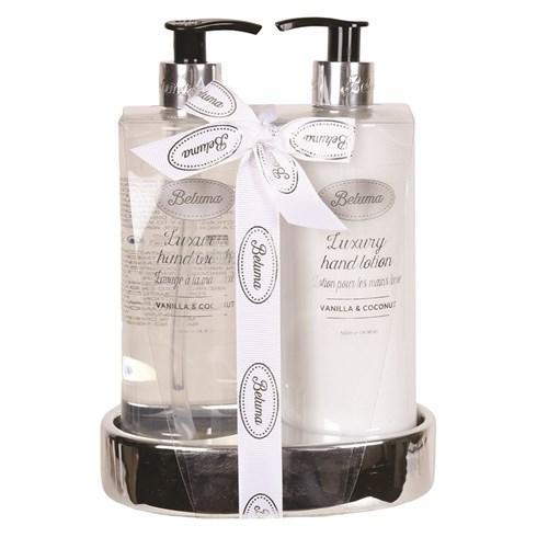 Vanilla & Coconut Luxury Hand Wash & Lotion