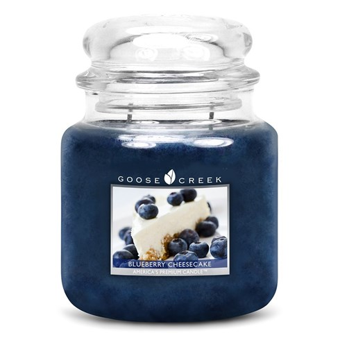 Blueberry Cheesecake 16oz Scented Candle Jar