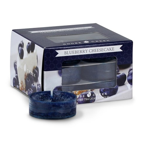 Blueberry Cheesecake Scented Tea Lights