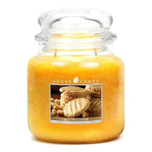 Butter Cookie 16oz Scented Candle Jar