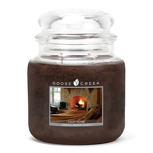 Cozy Home 16oz Scented Candle Jar