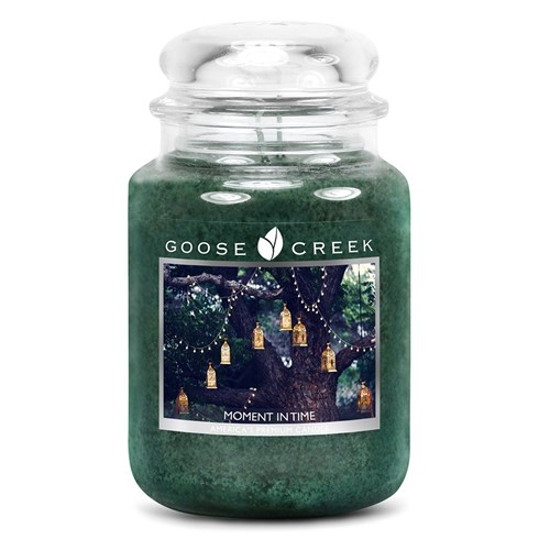 Moment In Time 24oz Scented Candle Jar