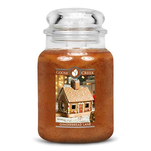 Gingerbread Lane 24oz Candle Jar