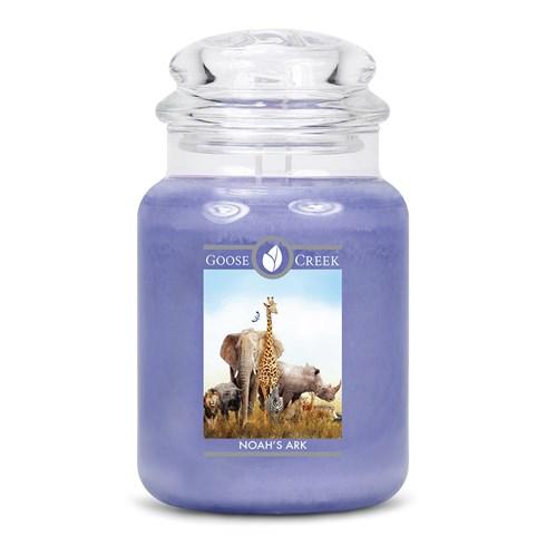 Noah's Ark Goose Creek Scented Candle Jar