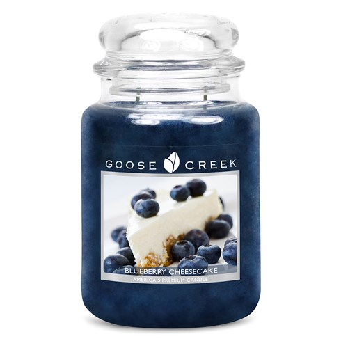 Blueberry Cheesecake 24oz Scented Candle Jar