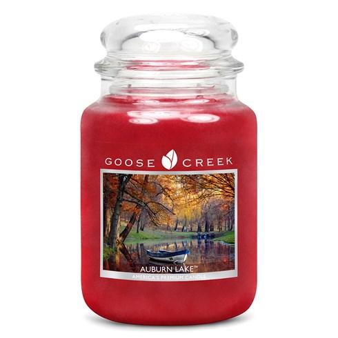 Auburn Lake 24oz Scented Candle Jar