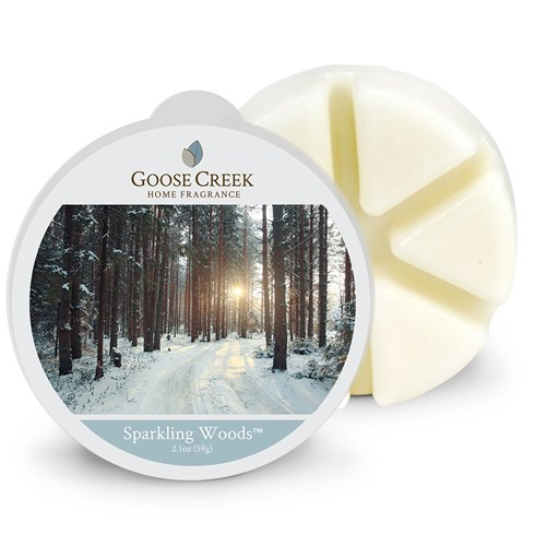 Sparkling Woods Scented Wax Melts