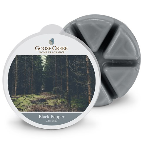 Black Pepper Scented Wax Melts
