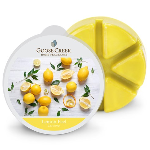 Lemon Peel Scented Wax Melts