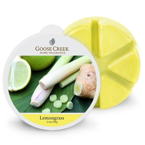 Lemongrass Scented Wax Melts