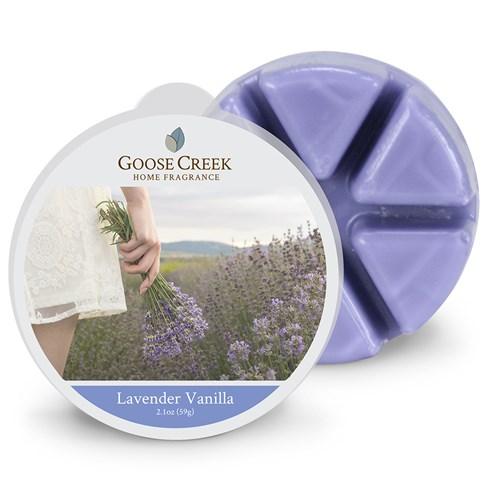 Lavender Vanilla Goose Creek Scented Wax Melts