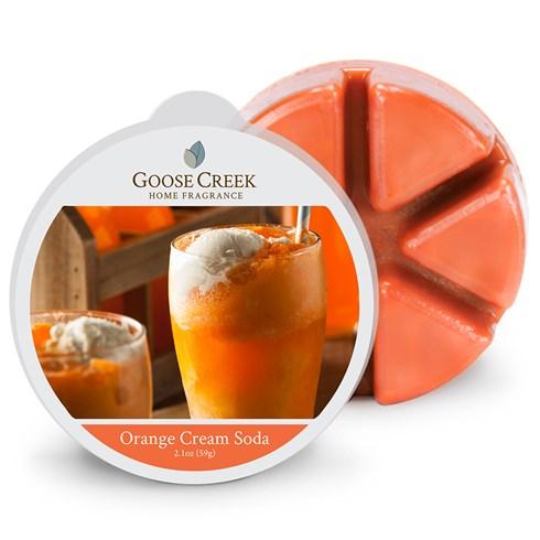 Orange Cream Soda Goose Creek Scented Wax Melts