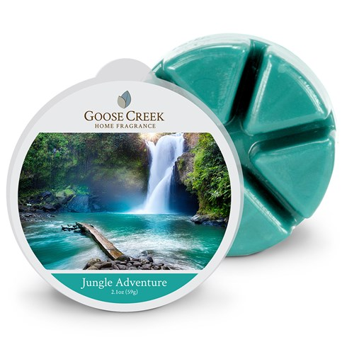 Jungle Adventure Goose Creek Scented Wax Melts