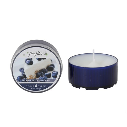 Blueberry Cheesecake Scented Firefly