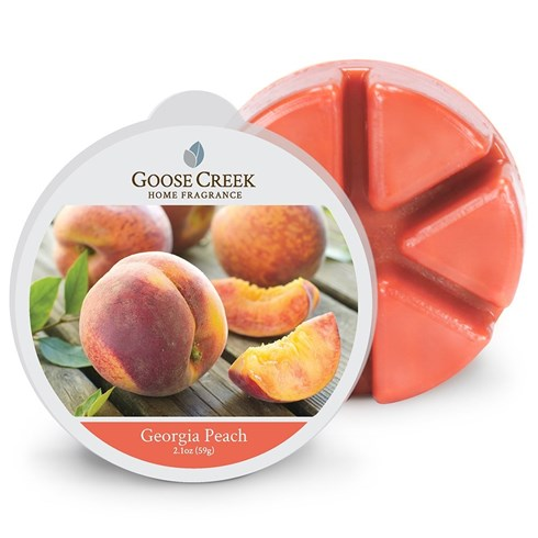 Georgia Peach Scented Wax Melts