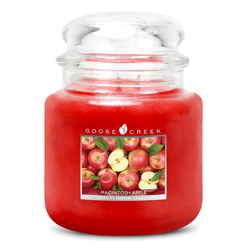 Macintosh Apple 16oz Scented Candle Jar