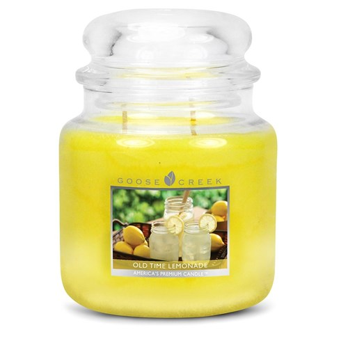 Old Time Lemonade 16oz Scented Candle Jar