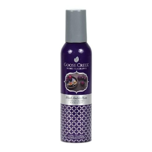 Black Amber Plum Room Spray