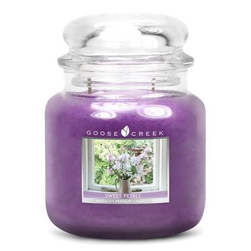 Sweet Petals 16oz Scented Candle Jar