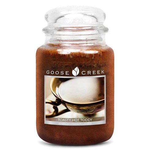 Toasty Hot Toddy 24oz Scented Candle Jar