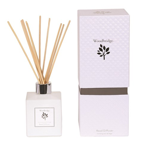 Lemon Grass & Sage Reed Diffuser