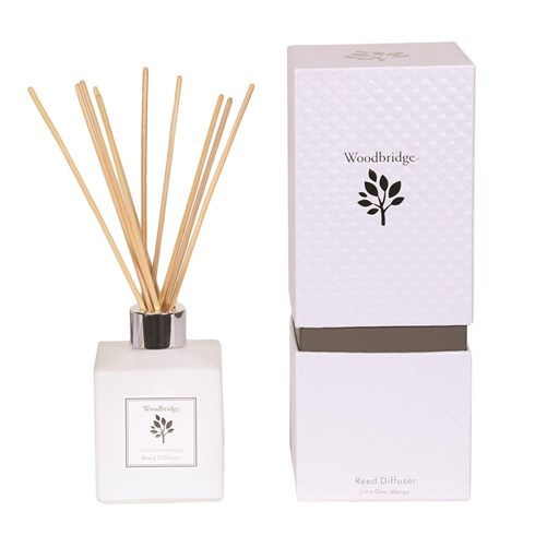 Lime Over Mango Reed Diffuser