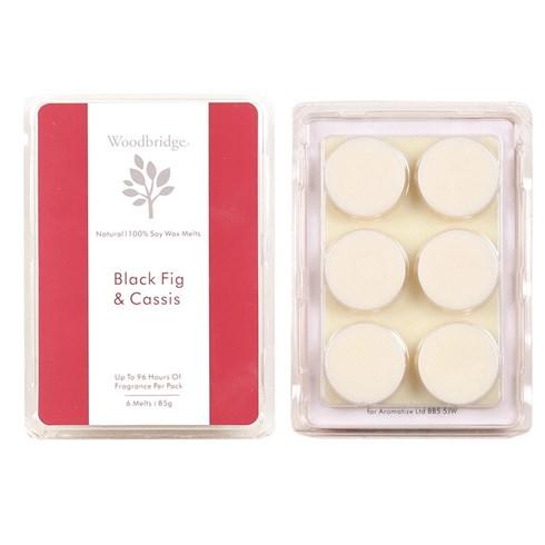 Black Fig & Cassis Soy Wax Melt Pack