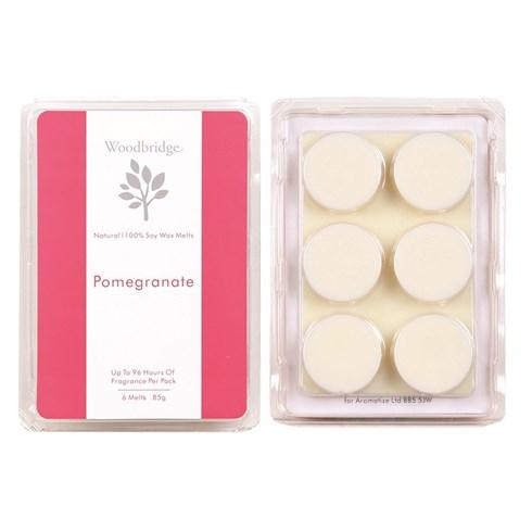Pomegranate Soy Wax Melt Pack