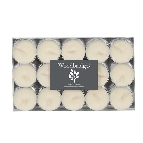 Woodbridge Tealights -  Ivory