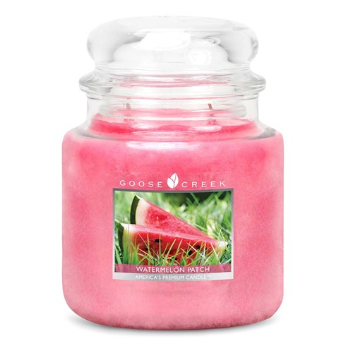 Watermelon Patch 16oz Scented Candle Jar