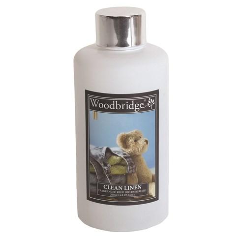 Clean Linen - Reed Diffuser Liquid Refill Bottle