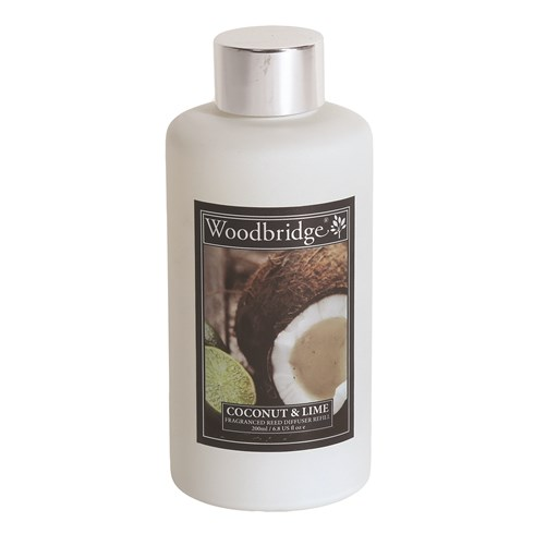 Coconut & Lime - Reed Diffuser Liquid Refill Bottle