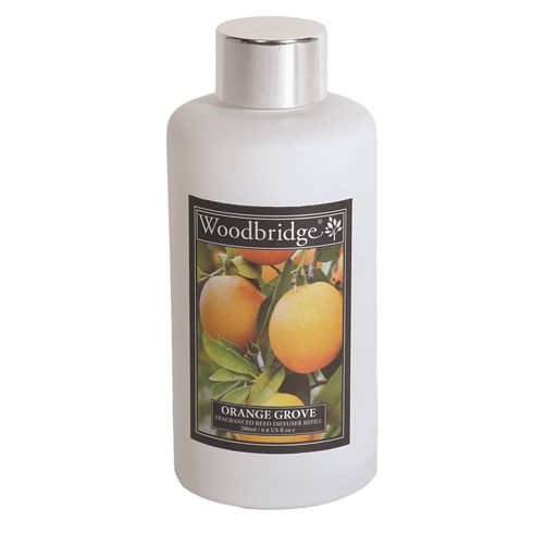 Orange Grove - Reed Diffuser Liquid Refill Bottle